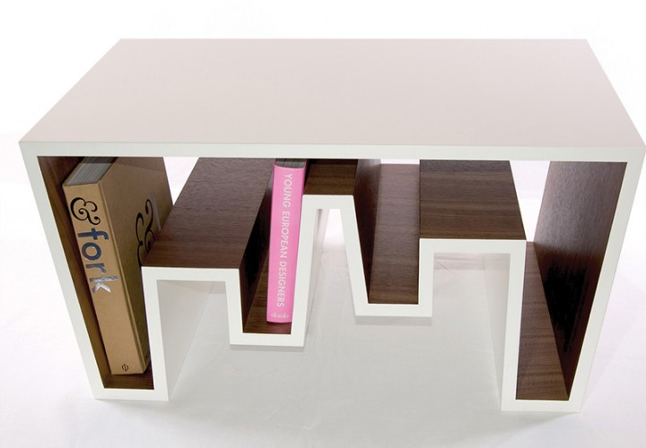 Cityscape Coffee Table 1