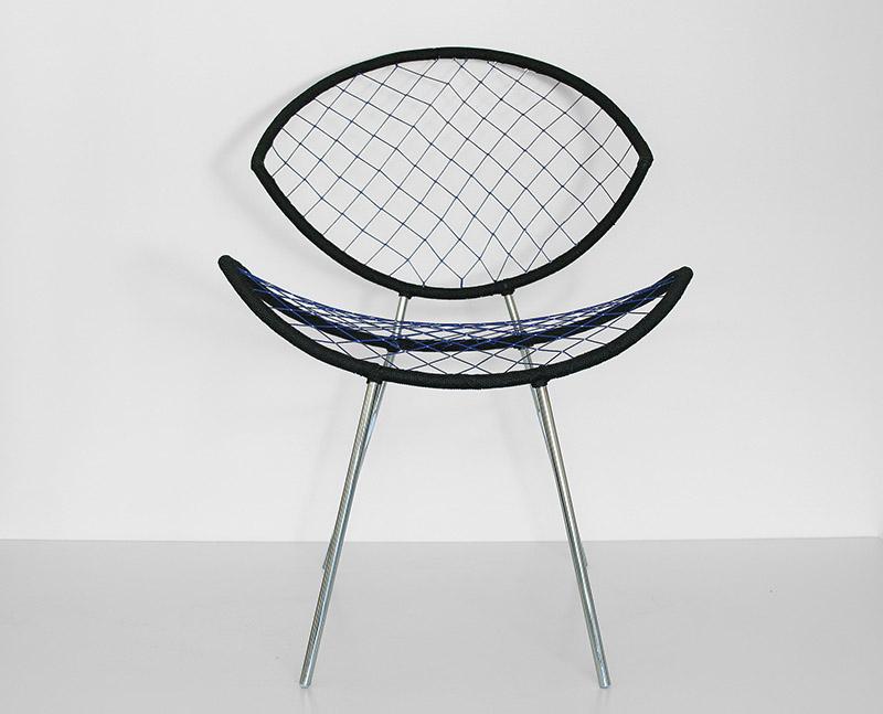 Fishnet Chair 1