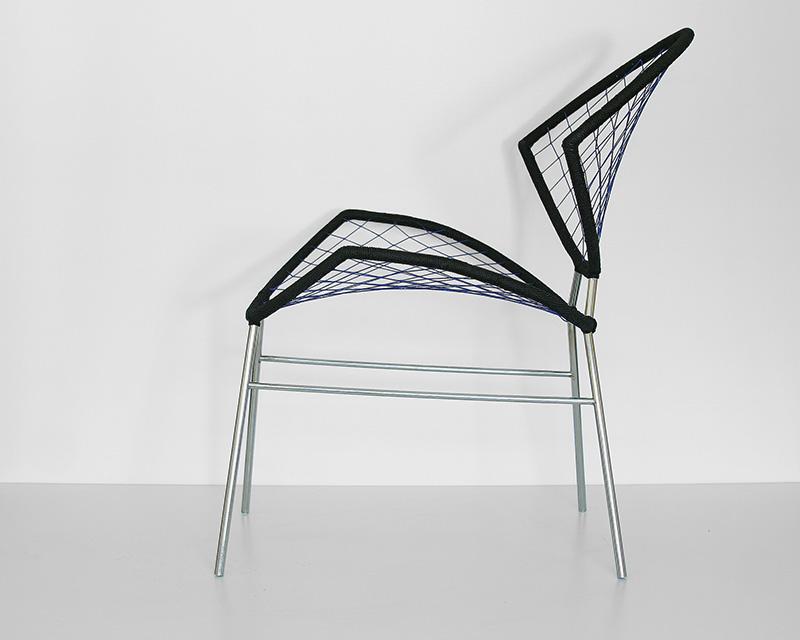 Fishnet Chair 2