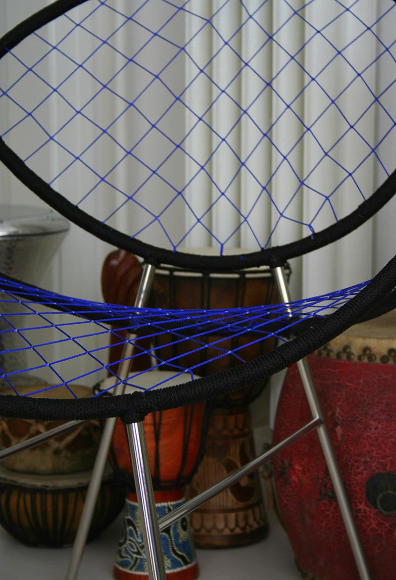 Fishnet Chair 3