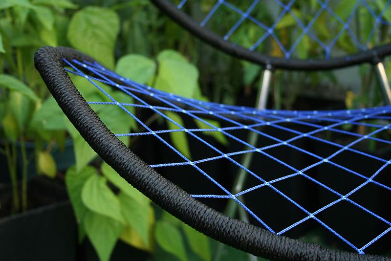 Fishnet Chair 4