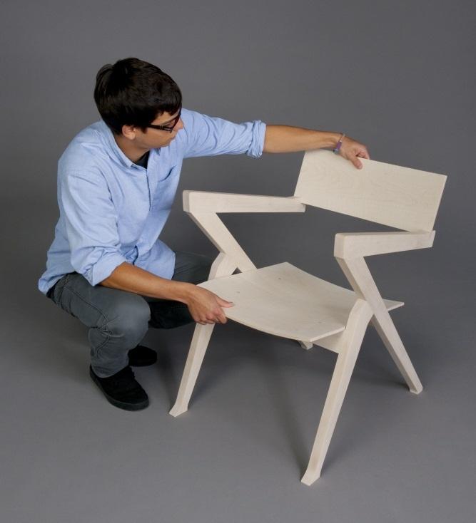 Grasshopper Chair 3