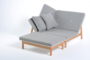 Luso Lounger by James Uren