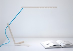 Mantis Lamp by Böttcher+Henssler
