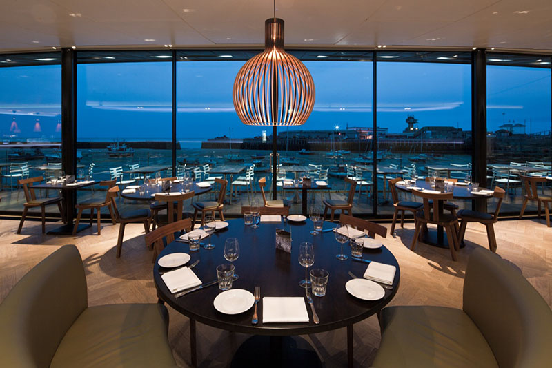 Rocksalt Seafood Restaurant By Guy Hollaway Architects