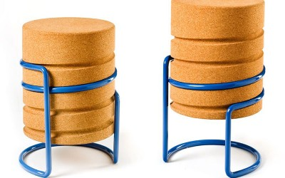 SCRW Stool by Manuel Welsky