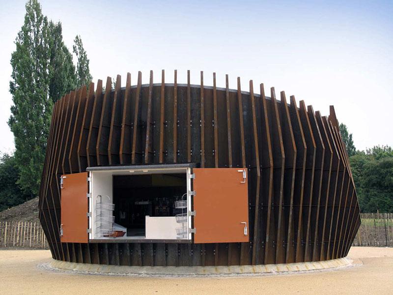 Scunthorpe Pavilion 1
