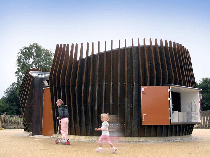 Scunthorpe Pavilion 2
