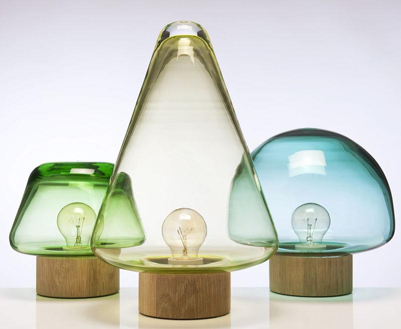Skog lamp collection 1