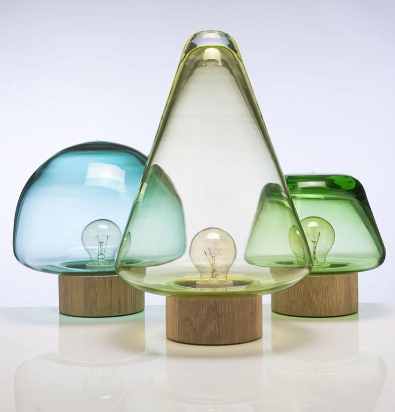 Skog lamp collection 3