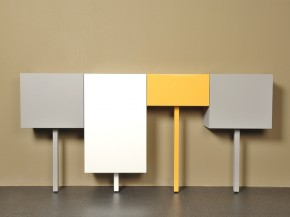 Sticks Cabinet System by Gerard de Hoop