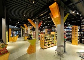 Tanum Karl Johan Bookstore Renovation by JVA