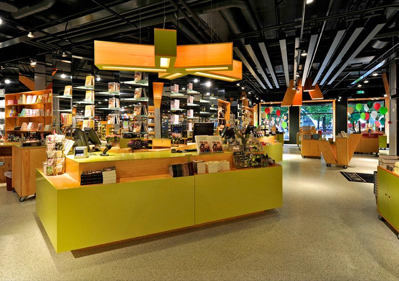 Tanum Karl Johan Bookstore Renovation 2