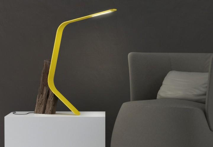 W&M Lamp 1