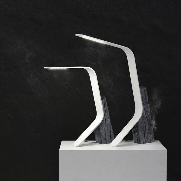 W&M Lamp 3