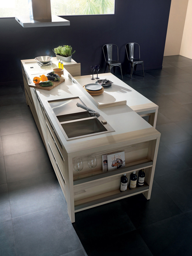 Attitude Kitchen By Marc Moreau For Arthur Bonnet