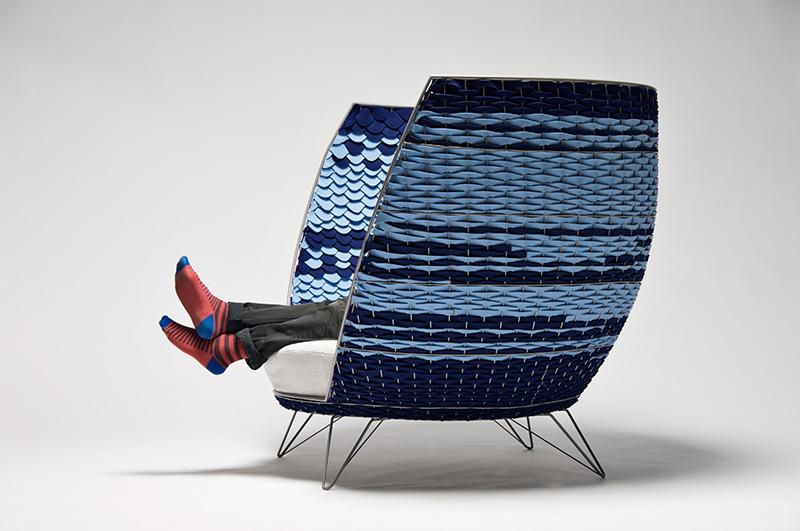 Big Basket Chair 1