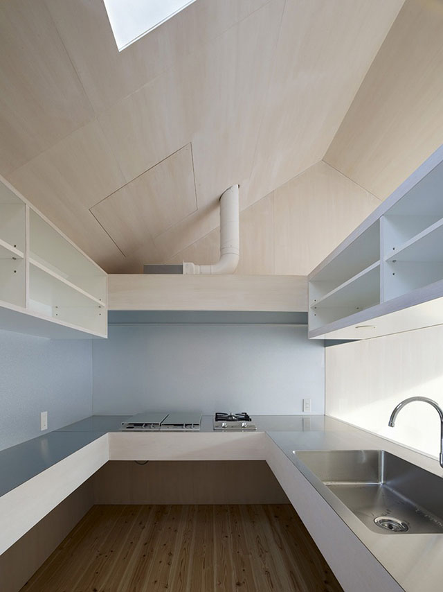 Cloudy House by Takao Shiotsuka Atelier 11