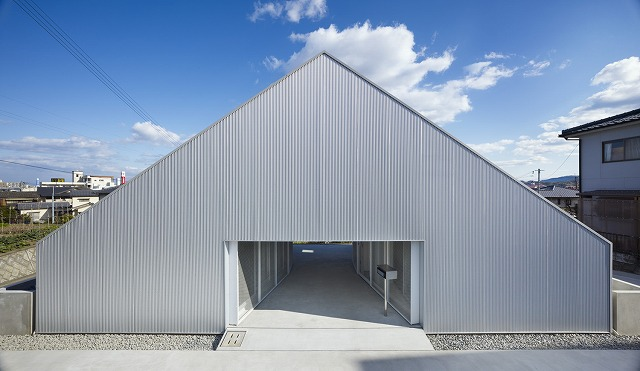 Cloudy House by Takao Shiotsuka Atelier 4
