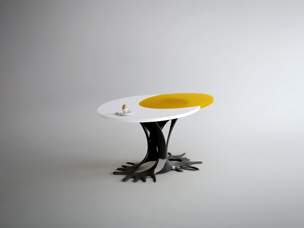 Egg Inspired Table 2