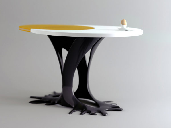 Egg Inspired Table 4