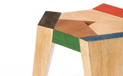 Endy Stool by Studio Ve