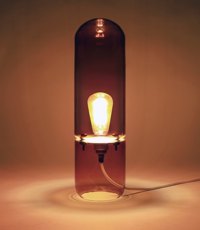 The Fossil Lamp 1