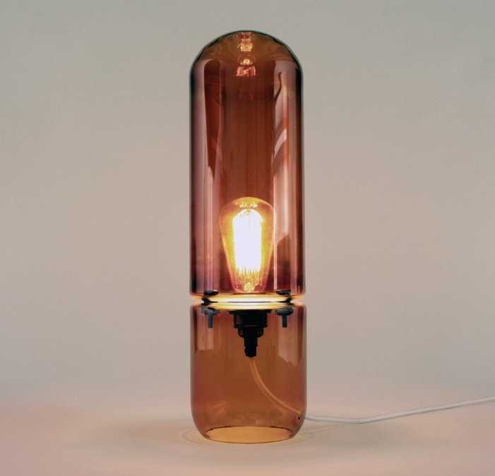 The Fossil Lamp 3