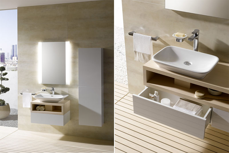 Modular Home Bathroom Series By Toto
