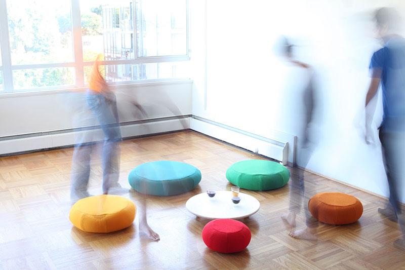 Mound of Rounds Modular Furniture System 3