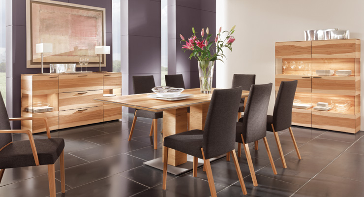 Pecano living and dining room furniture series 6