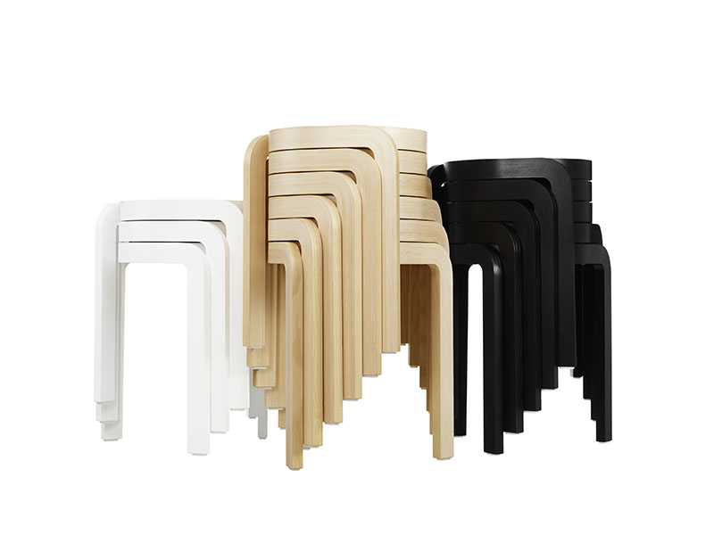 Spin Stackable Stool 2