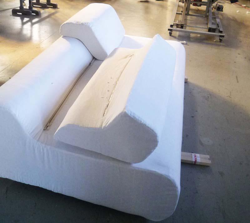 Baco Modular Sofa By Sara Ferrari