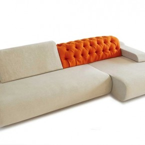 Baco Modular Sofa by Sara Ferrari