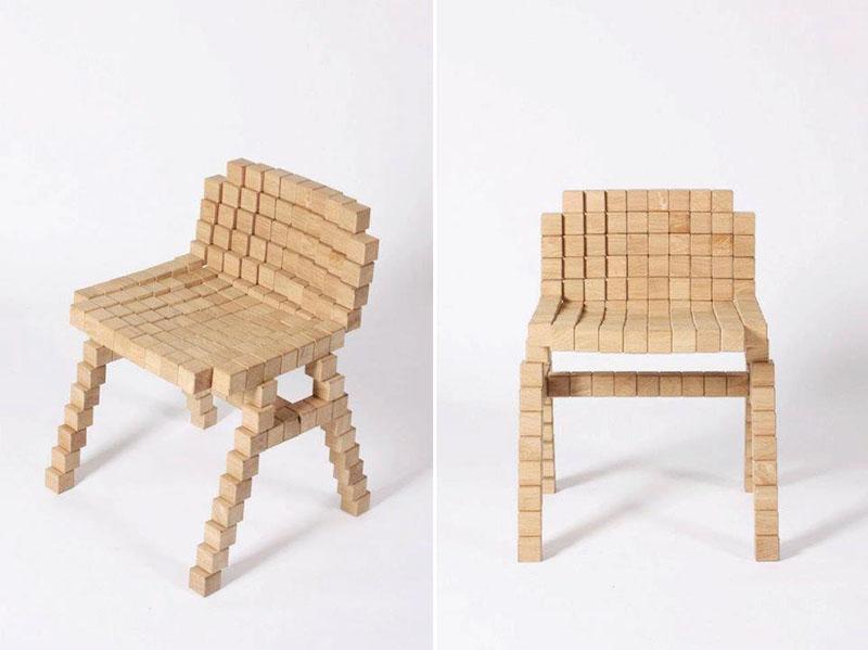 Blocks Chair 1