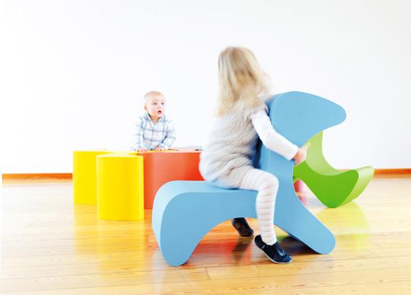 Flip Kid's Chair 1
