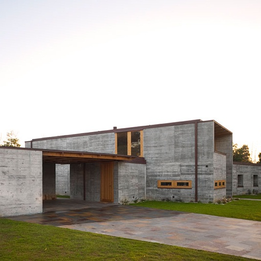 The Madalena House by Castanheira & Bastai Architects