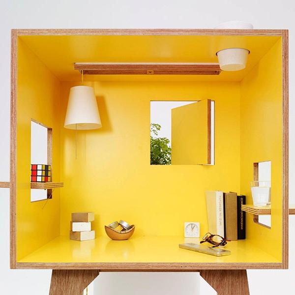 Koloro Desk by Torafu Architects