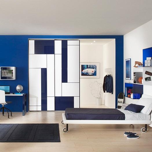 Kubika Children's Bedroom by Sangiorgio Mobili