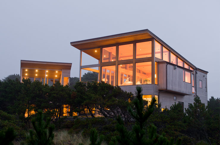 oregon coast beach houseboora architects