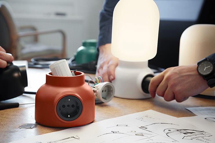 Plug Lamp 6