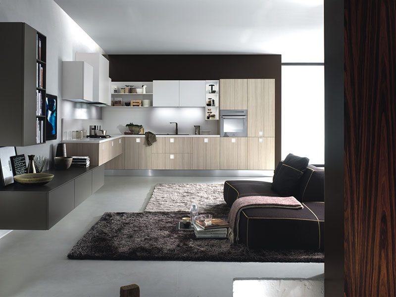 Quadra Kitchen Design