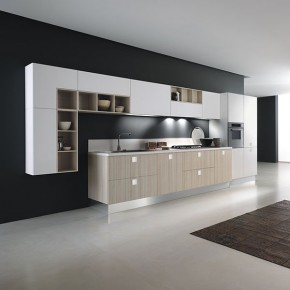 Quadra Kitchen Series by Composit