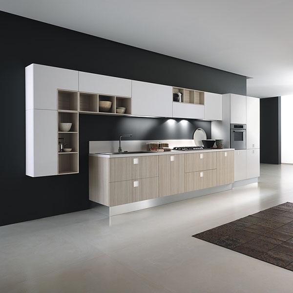 Quadra Kitchen Series by Composit