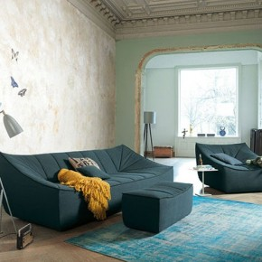 Bahir Sofa by Jörg Boner for COR