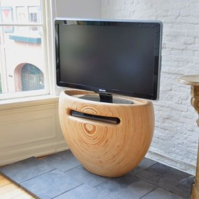 Bloom TV Stand by Lon van Zanten