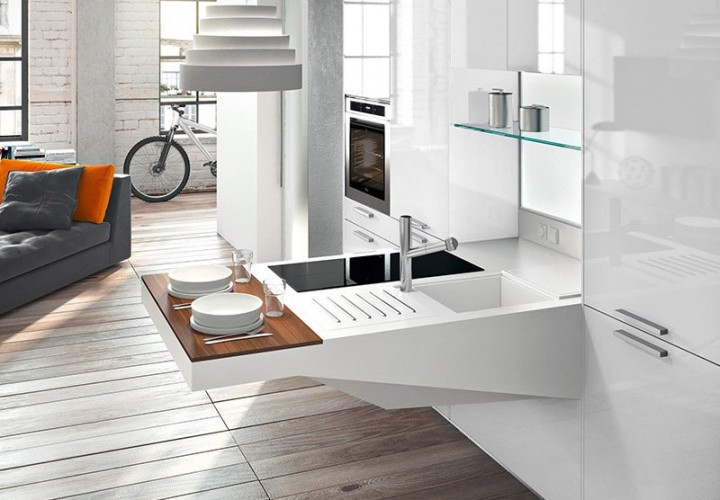 Compact Kitchen Archives