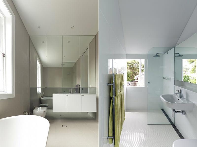 Elliott Ripper House Bathroom Design