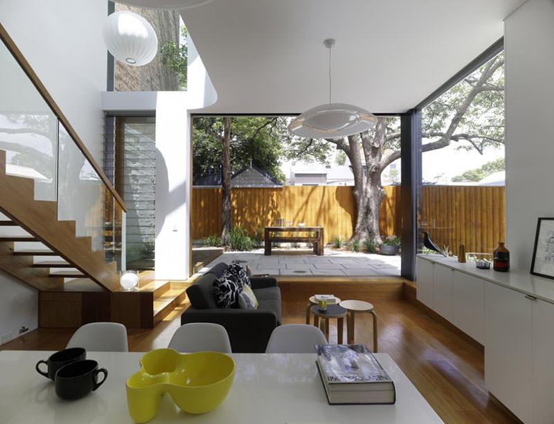 Elliott Ripper House Living Room