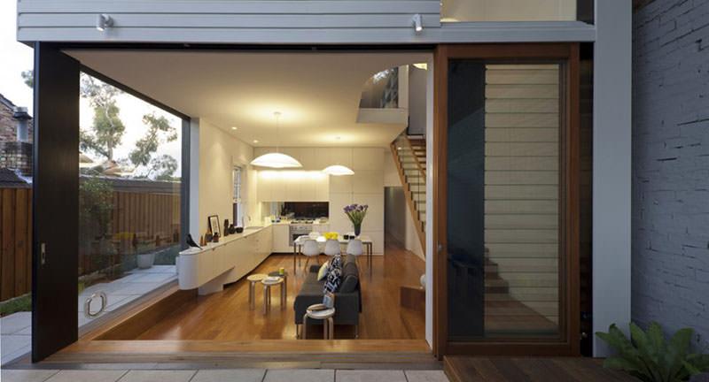 Elliott Ripper House Living Room Front